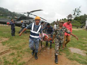 Taplejung-landslide